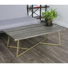 sadia ystadium rectangle coffee table