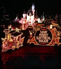 Electric Light Parade Disneyland Main Street Electrical Parade Coming To Disneyland Park For