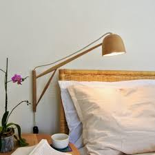 40 Beautiful Swing Arm Wall Lamps And Sconces Enchanting Bedroom Swing Arm Wall Sconces