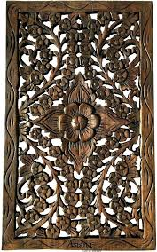 carved wall decor wood carvings wall decor wood carved wall panel hand carved fl wall art carved wall decor