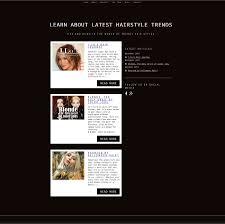 Web Design Murfreesboro Custom Web Development Seo Portfolio Vanity Hair Salon
