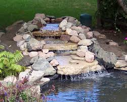 Backyard Pond And Waterfall Designs Build A Backyard Pond And Waterfall Ponds Backyard Garden