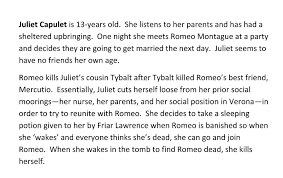 romeo juliet argumentative writing robinson shakespeare company screen shot 2015 07 27 at 3 56 36 pm