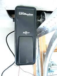 wall mounted garage door opener owners manuals overhead doors liftmaster wall mount garage door opener