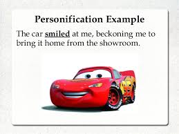 languagelab master personification personification example