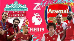 FIFA 19 - ลิเวอร์พูล VS อาร์เซนอล - พรีเมียร์ลีกอังกฤษ[นัดที่3] - YouTube