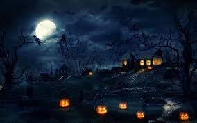 Halloween Pc Wallpapers (67+ background ...