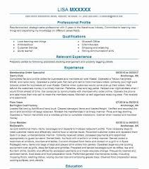 Program Summary Resume Example Pitney Bowes Management Services
