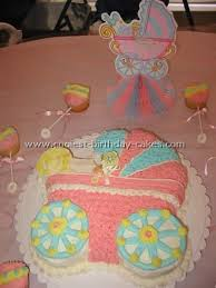 Homemade Baby Shower Cake Ideas How To Make Baby Shower Cakes Ideas