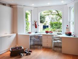 dual desk home office. Dual Desk Home Office V