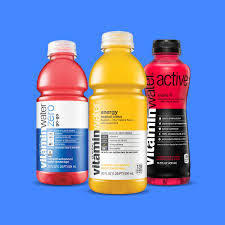 Vitamin Water Nutrition Chart Stay Hydrated With Electrolyte Enhanced Water Vitaminwater