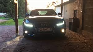 Audi A5 Fog Light Bulb Size How To Change The Fog Lights Of Audi A5 Coupe Sportback And A4 B8 With White Xenon Match Bulbs