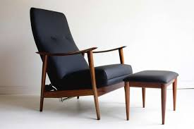 cool lounge furniture. Cool Lounge Chair With Ottoman Danish And For Westnofa At 1stdibs Furniture D