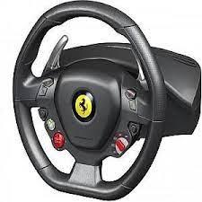 Thrustmaster Ferrari 458 Italia Gaming Racing Wheel For Xbox 360 Ferrari458italia Thrustmaster Ferrari 458 Ferrari 458 Ferrari 458 Italia Sports Cars Ferrari