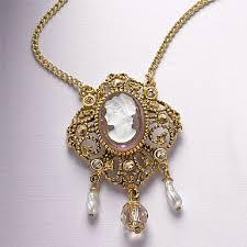 victorian cameo pendant all jewellery