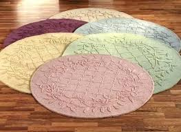 target bath rugs round bath rugs s brown target bathroom latex backing on free