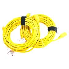 hoe under carpet extension cord
