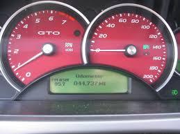 2006 Pontiac GTO (Houston TX) LS2 6 speed