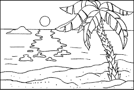 Small Picture Beach Printable Coloring Pages Coloring Coloring Pages