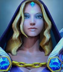 hero crystal maiden