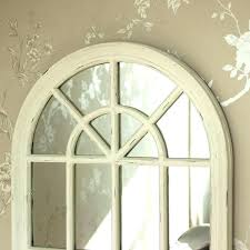 large arched mirror. Small Arched Mirror Arch Wall Cream Window Large