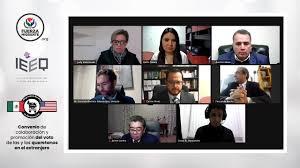 Fuerza Migrante - Convenio de colaboración y promoción del voto de las y  los queretanos en el extranjero   Facebook