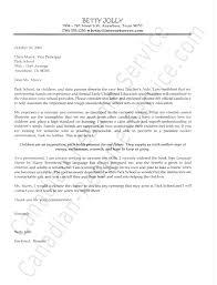 Resume Cover Letter Samples For Teacher Assistant