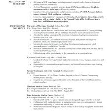 Resume Builder Free Registered Nurse Resume Templates With Resume ...