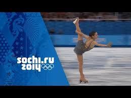 Sotnikova's <b>Gold</b> Medal Winning Performance - Ladies <b>Figure</b> ...