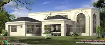 Arabian style home plan