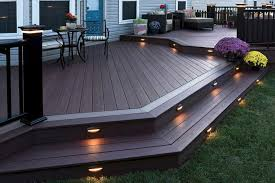 Backyard Decking Designs Simple 48 Tips To Start Building A Backyard Deck Home Pinterest
