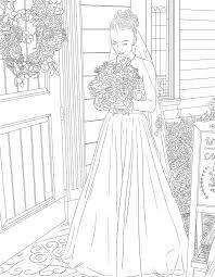 Amazon Com The Maci And Taylor Wedding Album An Adult Coloring