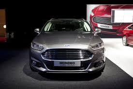 2013 Ford Mondeo iv wagon – pictures, information and specs - Auto ...