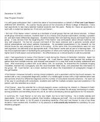Generic Letter Of Recommendation Sample 40 Recommendation Letter Templates In Pdf Free Premium Templates