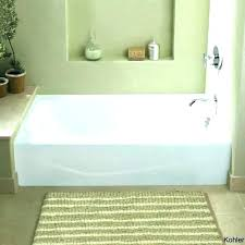 54 inch tub shower combo bathtub image 1 soaking deep unit sterling 54 inch tub shower