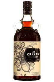 The killer spirit in this recipe is the use of kraken black spiced rum.us. The Kraken Black Spiced Product Page Saq Com