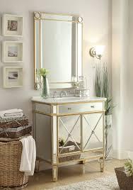 vanity mirrors for bathroom. Adelina 32 Inch Mirrored Gold Bathroom Vanity \u0026 Mirror Mirrors For