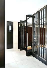 steel interior doors with glass stainless