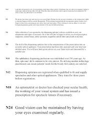 N5 Reading Chart 77 Reasonable Opticians Reading Chart