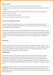 15 Lovely Different Types Of Resumes Format Resume Sample