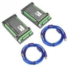 3/<b>4</b> 200KHz <b>NVEM</b> Ethernet <b>Mach3</b> Motion Control Card <b>CNC</b> ...