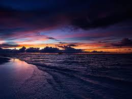 maldives sunset wallpaper
