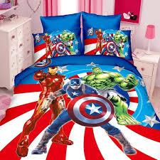 duvet covers 33 nice avengers bedding double aliexpress com boys set duvet cover bed sheet
