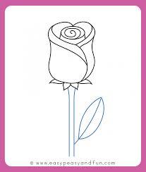 draw a stem