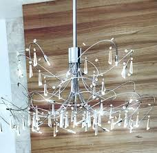 chandeliers odeon glass fringe rectangular chandelier odeon glass fringe rectangular chandelier large size of table
