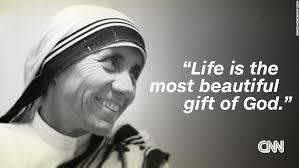Mother Teresa's Most Inspiring Quotes Extraordinary Mother Teresa Quotes