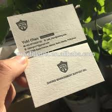 Letter Press Business Card Letterpress Embossing Color Edge Business Card Printing Buy Business Card Printing Color Edge Business Card Letterpress Business Cards Product On