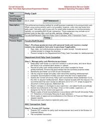 Standard Operating Procedure Sop Templates Phrase Excel Template ...
