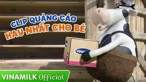 Quảng cáo Vinamilk - Tổng hợp quảng cáo hài hước vui nhộn cho bé ăn ngon -  YouTube