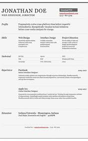 Free Resumes Online Mesmerizing Make A Free Resume Online Formatted Templates Example